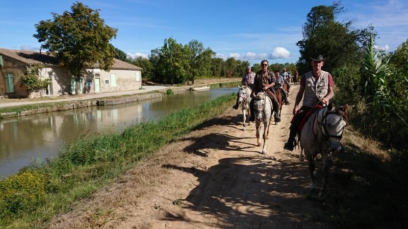 randonnee cheval cevennes canigou 2018  (11)