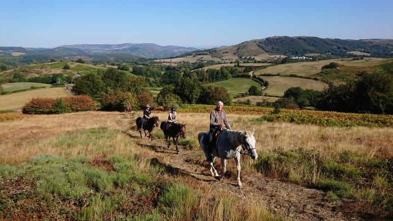 randonnee cheval cevennes canigou 2018  (6)