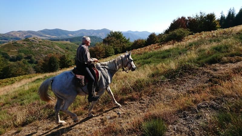 randonnee cheval cevennes canigou 2018  (7)