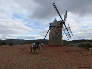 Randonnée à cheval 2015