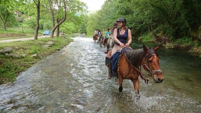 randonnee cheval cevennes 2018 (24)