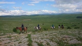 randonnee cheval cevennes 2018 (16)