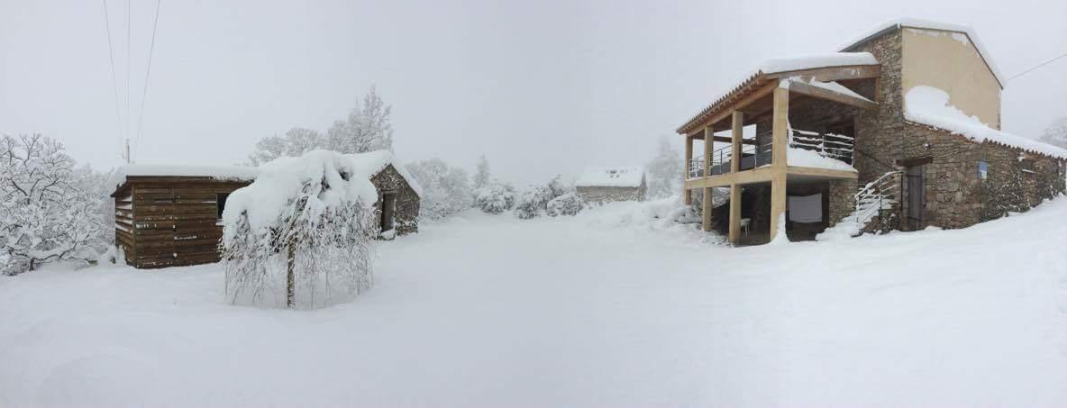 gite du quintanel hiver 2017