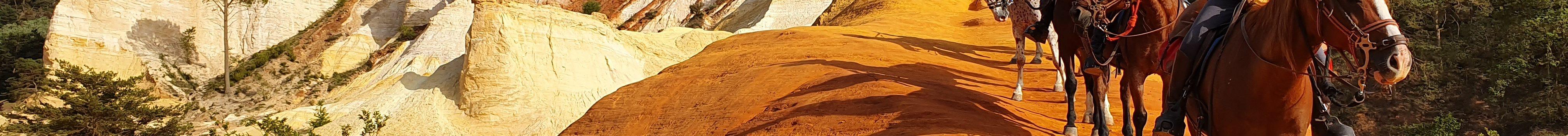 rando cheval colorado provence