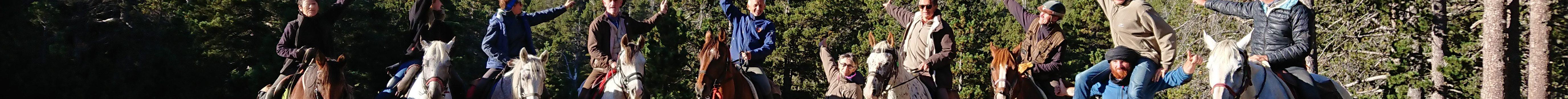 rando cheval canigou pyrenees