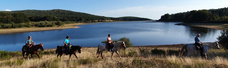 rando cheval sud france